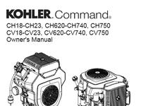 Kohler CH18 -CH750 Service Manual | Grainland Moree